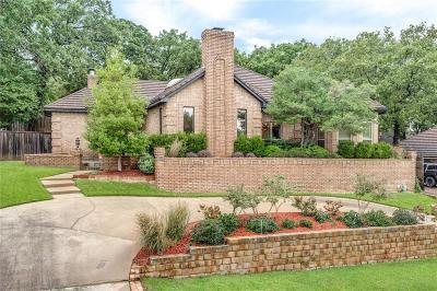 Colleyville Single Family Home For Sale: 3908 Woodstock Drive
