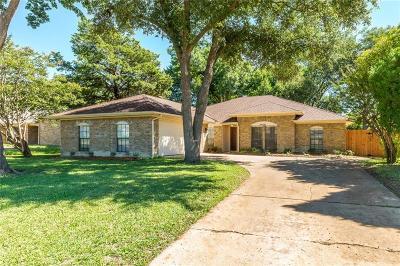 Richardson Single Family Home Active Option Contract: 2806 Foxboro Drive