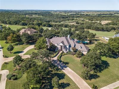 Flower Mound Single Family Home For Sale: 5805 Southern Hills Drive
