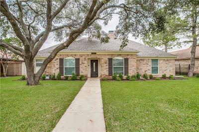 Richardson Single Family Home For Sale: 1607 Rainbow Drive