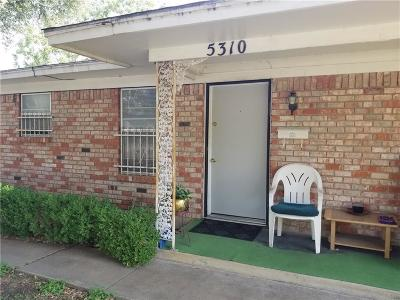 Fort Worth Multi Family Home For Sale: 5308 Norma Street