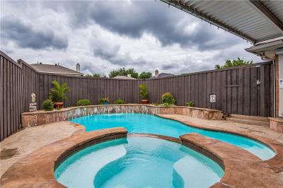 McKinney Single Family Home Active Option Contract: 4804 Redwood Drive