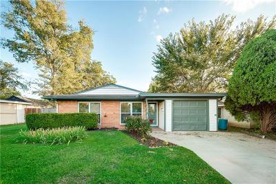 Dallas Single Family Home For Sale: 2536 Maverick Avenue