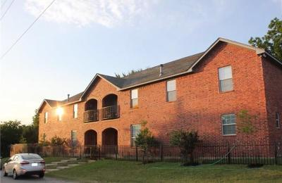 Dallas Single Family Home For Sale: 4310 Sylvester Street