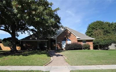 Plano TX Single Family Home For Sale: $322,500