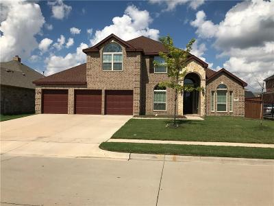 Grand Prairie Single Family Home For Sale: 2808 Pino