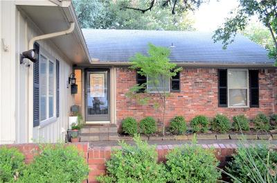 Richardson Single Family Home For Sale: 107 Dover Drive