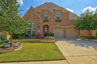 Mckinney Single Family Home For Sale: 2705 Albany Drive
