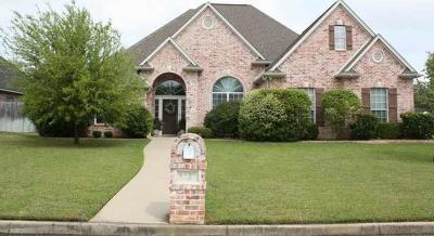 Tyler Single Family Home For Sale: 1225 River Bend Drive