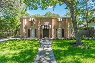 Abilene Single Family Home For Sale: 817 Amarillo Street