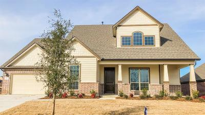 Rockwall Single Family Home For Sale: 2610 Long Common North Drive
