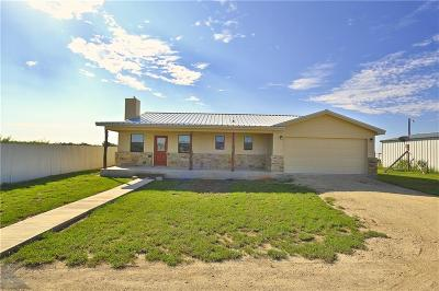 Abilene Single Family Home For Sale: 13495 Highway 351