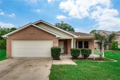 Crandall, Combine Single Family Home For Sale: 230 Rio Grande Drive