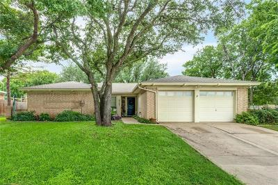 Edgecliff Village Single Family Home For Sale: 6304 Llano Drive