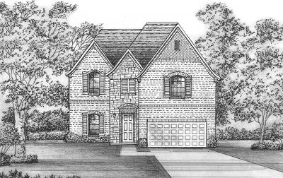 McKinney Single Family Home Active Contingent: 8701 Abbington Place