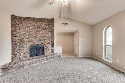 The Colony Single Family Home For Sale: 4925 Wheeler Drive