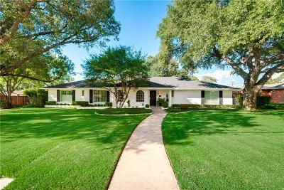 Single Family Home For Sale: 4145 Northaven Road