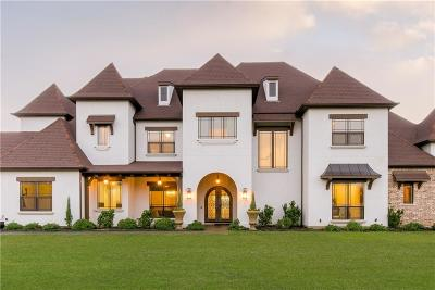 Southlake Single Family Home Active Option Contract: 3724 N White Chapel Boulevard