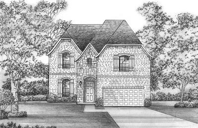 Mckinney Single Family Home For Sale: 2325 Hyer Place