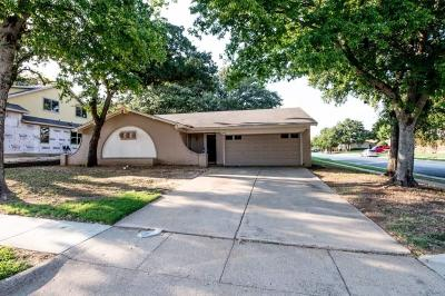 Bedford Residential Lease For Lease: 3200 Whisperwood Court