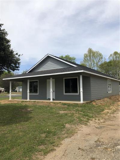 Grand Saline Single Family Home For Sale: 124 Patterson