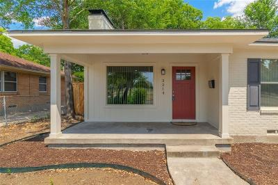 Dallas TX Single Family Home For Sale: $239,900