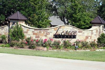Burleson Residential Lots & Land For Sale: 10617 Kyle Circle