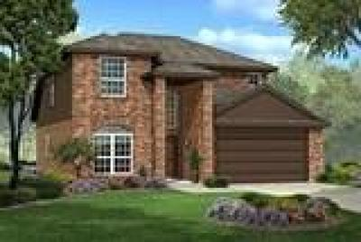 Fort Worth TX Single Family Home For Sale: $282,525