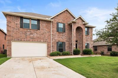 Prosper Single Family Home For Sale: 1091 Barrington Drive