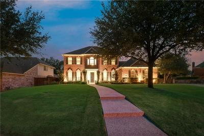 Mckinney Single Family Home Active Option Contract: 2100 Vintage Court