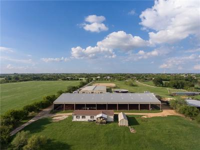 Aubrey Farm & Ranch For Sale: 3718 Warschun Road