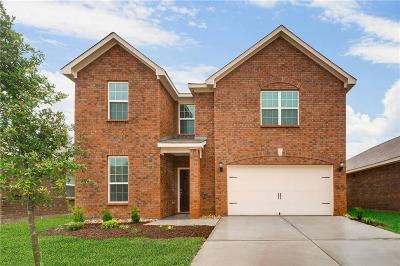 Fort Worth Single Family Home For Sale: 6329 Verdon Gorge Drive