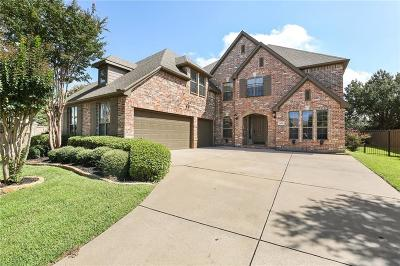 Southlake Single Family Home Active Contingent: 1410 Montgomery Lane