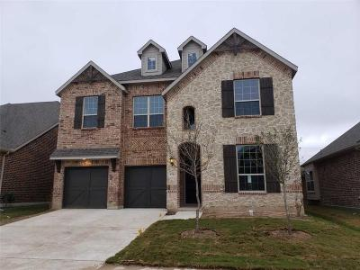 McKinney Single Family Home For Sale: 5712 Amphora Drive