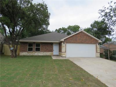 Dallas, Fort Worth Single Family Home For Sale: 3712 Marks Place