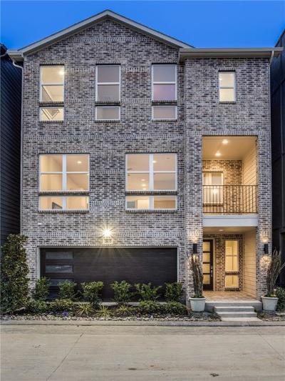 Dallas Single Family Home For Sale: 2633 La Altura Lane