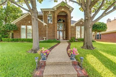 Rowlett Single Family Home Active Option Contract: 4622 Clearlake Drive