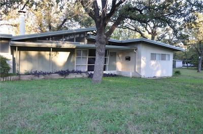 Brownwood Single Family Home For Sale: 1614 11th Street