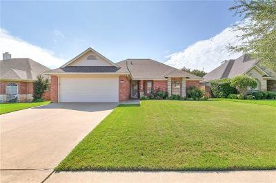 Cleburne Single Family Home Active Contingent: 709 Hillcrest Drive
