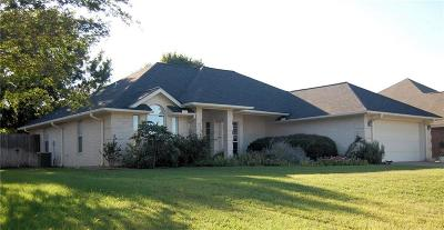 Stephenville Single Family Home Active Contingent: 1458 Oakwood Drive