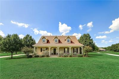 Azle Single Family Home For Sale: 8181 Dodd Road