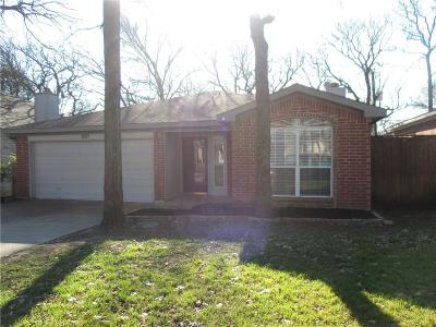 Mansfield Residential Lease For Lease: 1207 Cardinal Oaks Drive