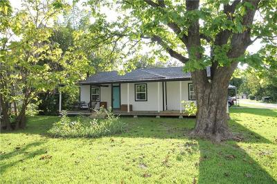 Crandall, Combine Single Family Home For Sale: 300 S Main Street