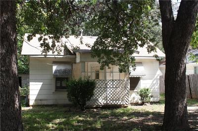 Haltom City Single Family Home For Sale: 1320 Oakview Street