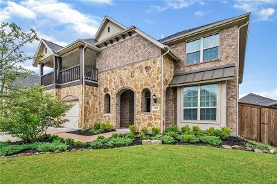 McKinney Single Family Home For Sale: 1316 Madrid Falls Drive