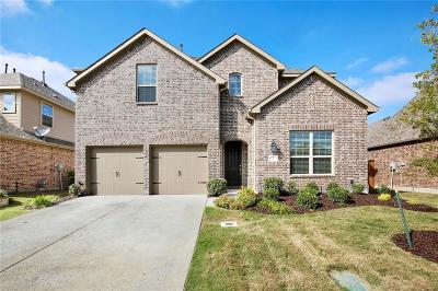 Melissa Single Family Home For Sale: 2321 Independence Drive