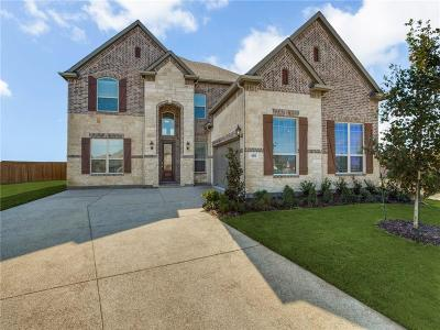 Frisco Single Family Home For Sale: 495 Timber Creek Lane