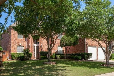 Flower Mound Single Family Home For Sale: 2901 Woodway Drive