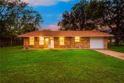 Edgewood Single Family Home Active Contingent: 605 N Houston Street
