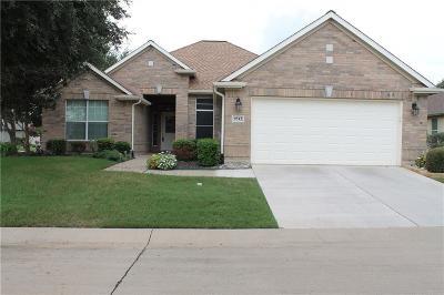 Denton Single Family Home For Sale: 9512 Perimeter Street